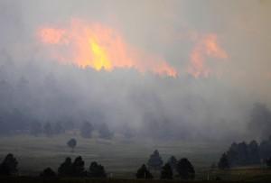 Black Forrest fire - Colorado 2013 Chris Schneider/Getty Images
